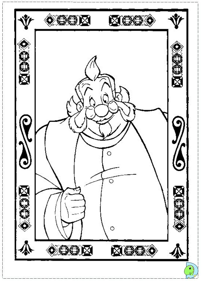 Disney Com Coloring Pages