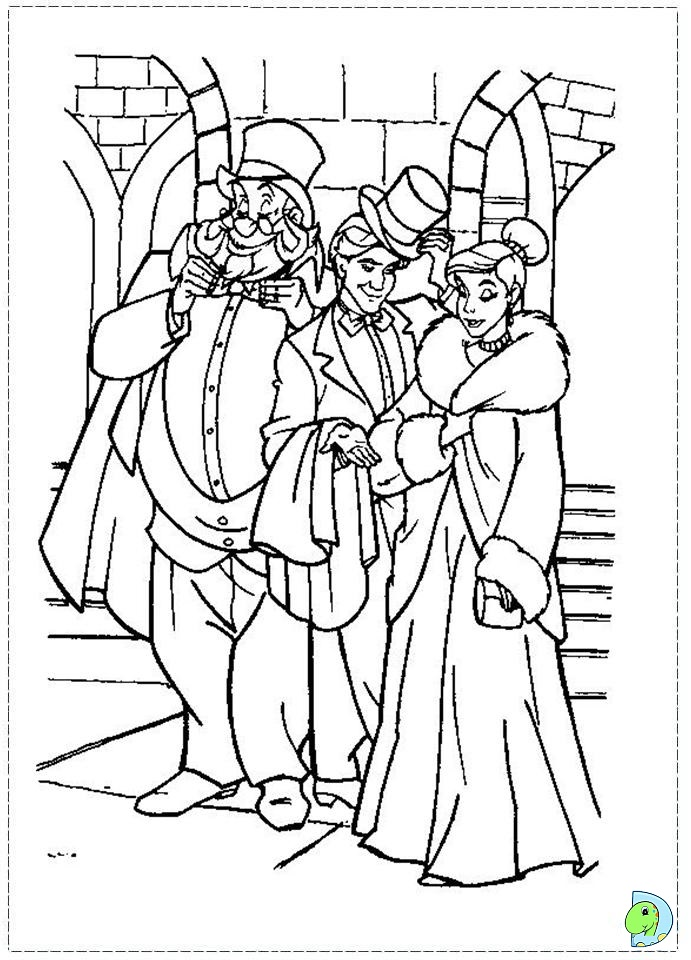 anastasia coloring book pages - photo#5