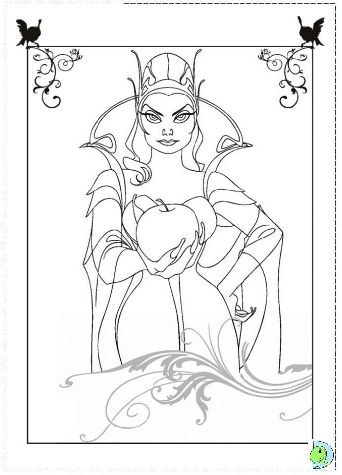 Princess Giselle Coloring Pages : Free coloring pages of gisselle