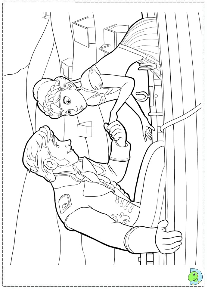 Disney Frozen Coloring Pages Hans : Frozen coloring pages disney s page