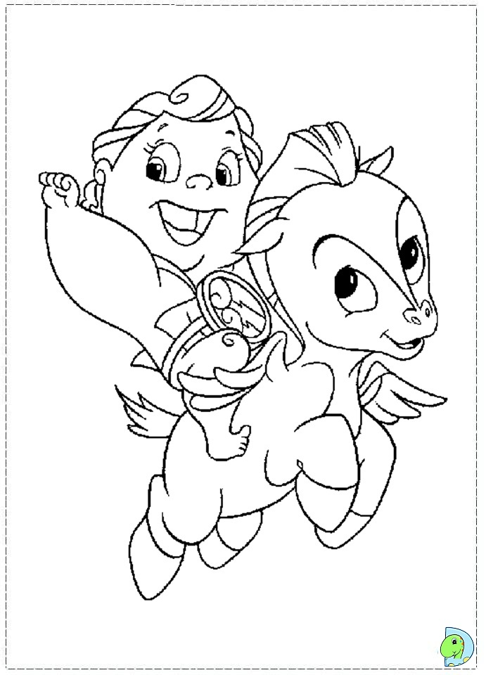 Hercules Head Coloring Page Coloring Pages