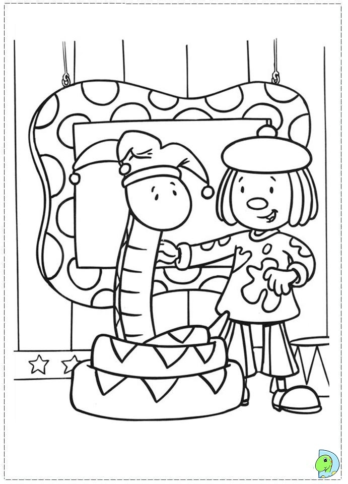Jojo Siwa To Coloring Pages Sketch