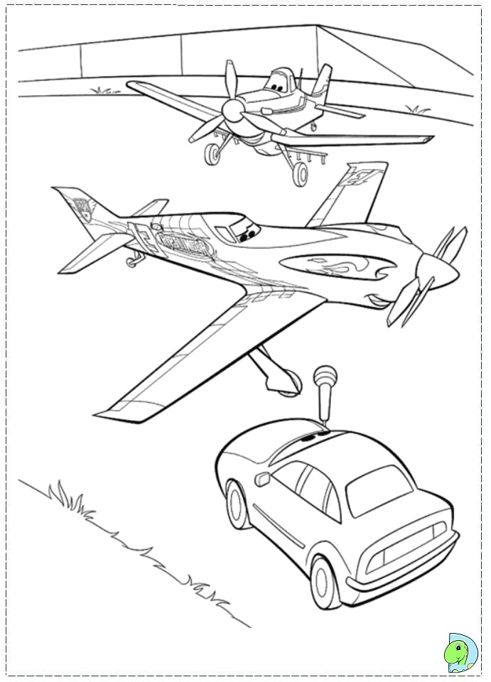 disney planes coloring pages skipper - photo#15