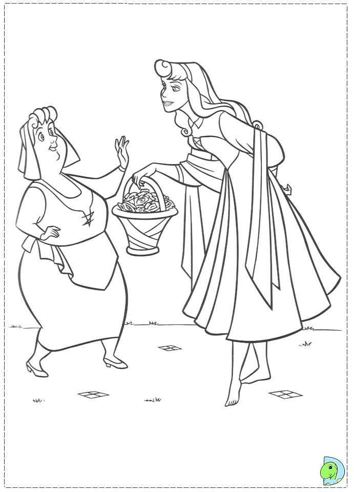 printable beauty salon coloring pages - photo#23