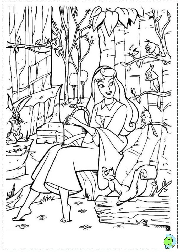 printable beauty salon coloring pages - photo#26