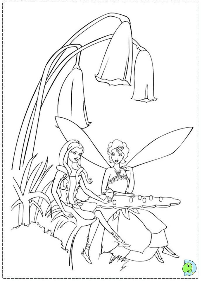 fairytopia mermaidia coloring pages - photo#22