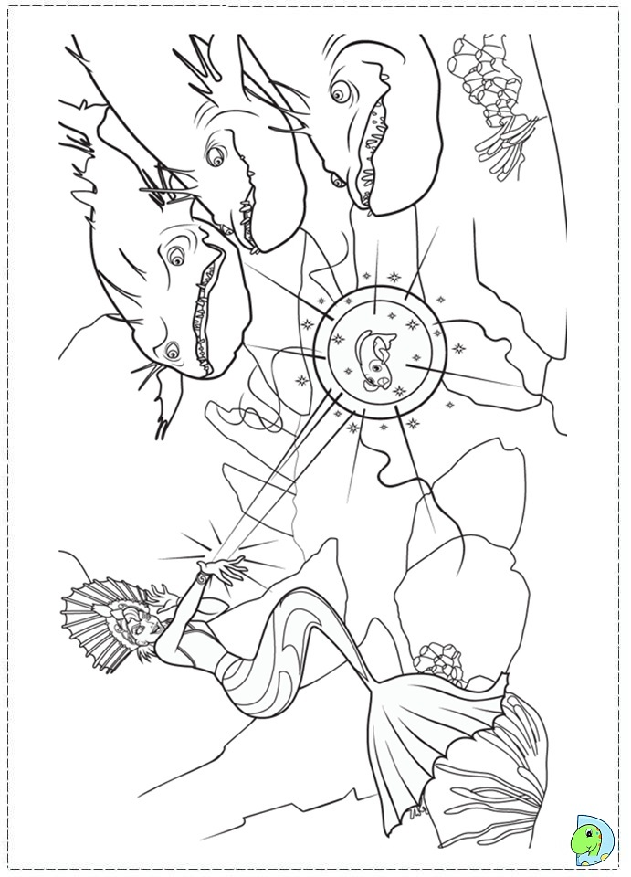 barbie in a mermaid tale coloring page dinokids org gallery