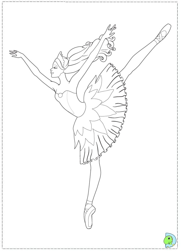 barbie and the pink shoes coloring pages barbie pink shoes coloring page