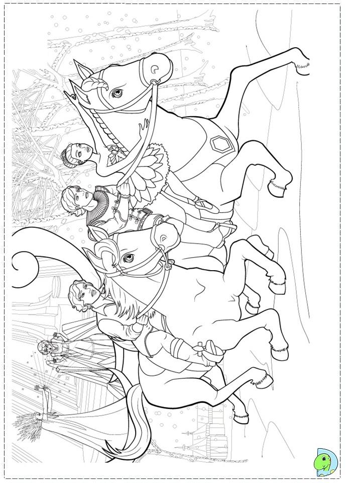 Barbie ballerina coloring pages besides disegni di barbie mariposa 12