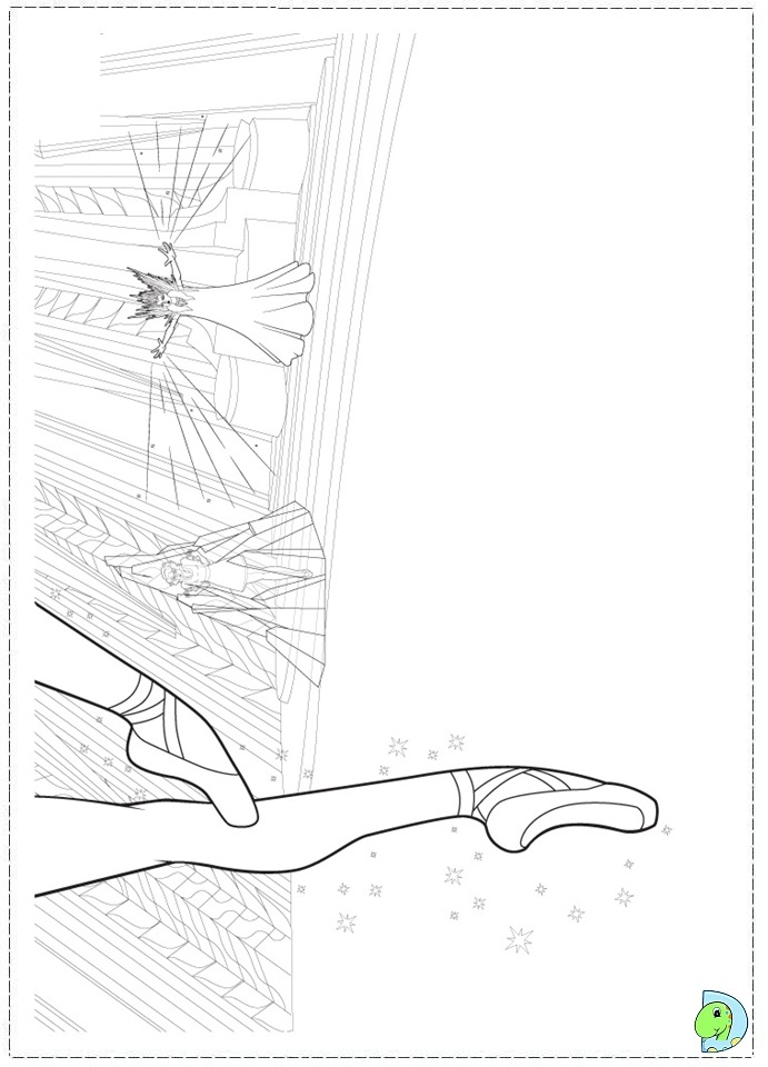 Coloring pages shoes new calendar template site for Barbie and the pink shoes coloring pages