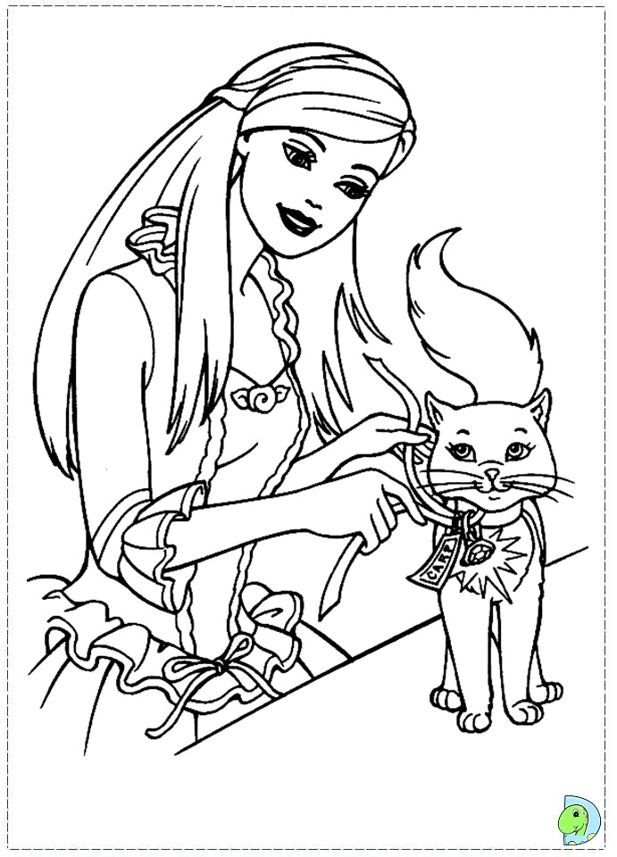 princess pauper coloring pages - photo#17