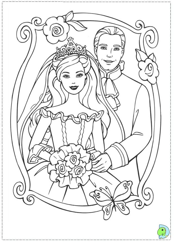Barbie As The Princess And The Pauper Coloring Pages In The Princess And The Pauper Free Coloring Sheets