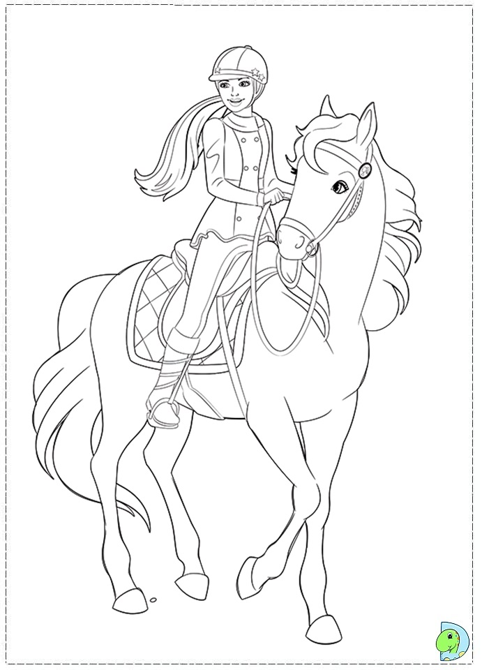 Dreamhouse coloring pages coloring pages for Barbie in the dream house coloring pages