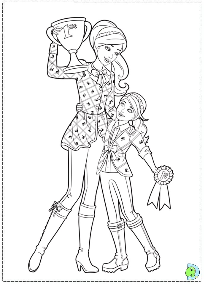 Coloring Pages Of Ariel And Her Sisters : Ariel and her sisters coloring pages