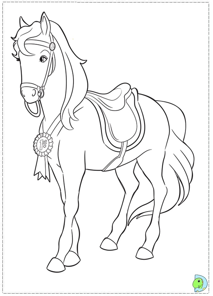 Free coloring pages of barbie with sisters