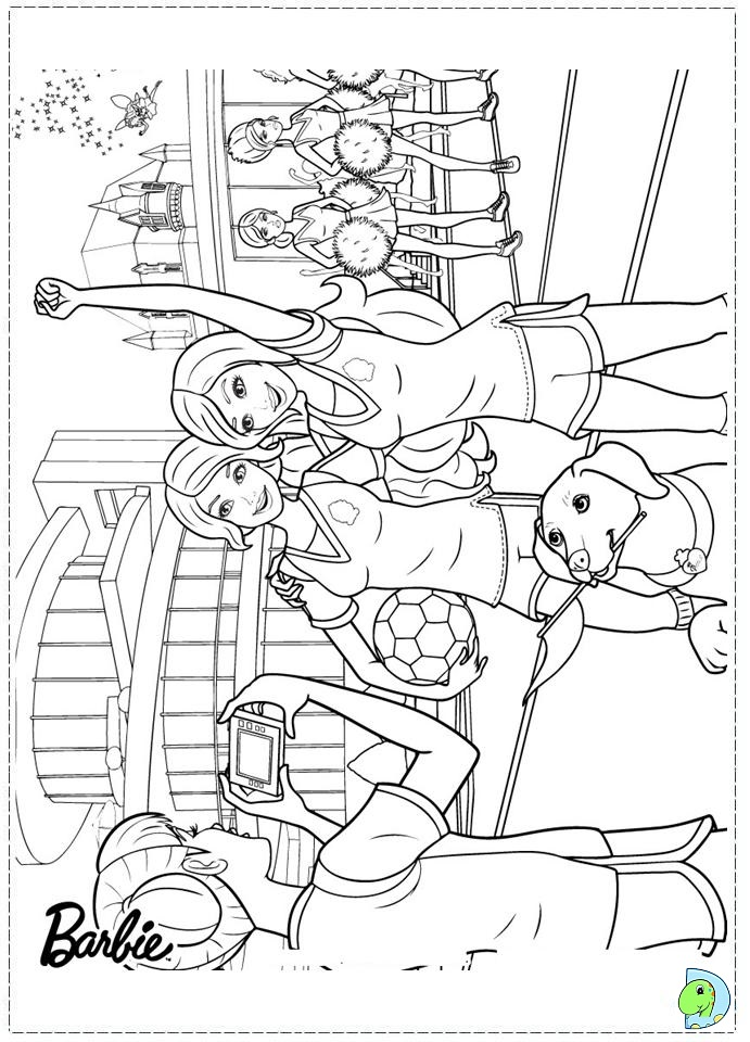 Photos Bild Galeria Coloring Pages Barbie Princess Princess Charm School Coloring Pages Free Coloring Sheets