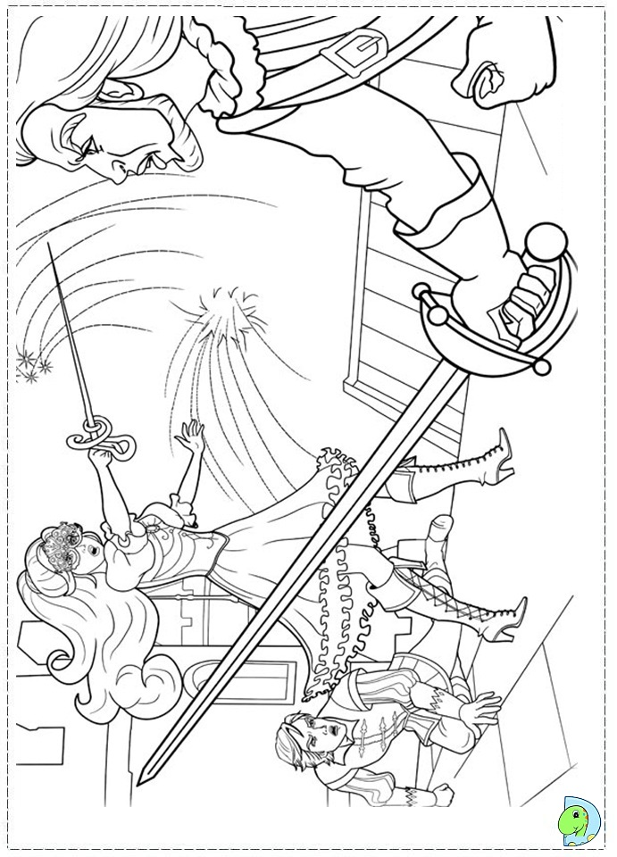 barbie diamond castle coloring pages - free coloring pages of barbie and the diamond castle