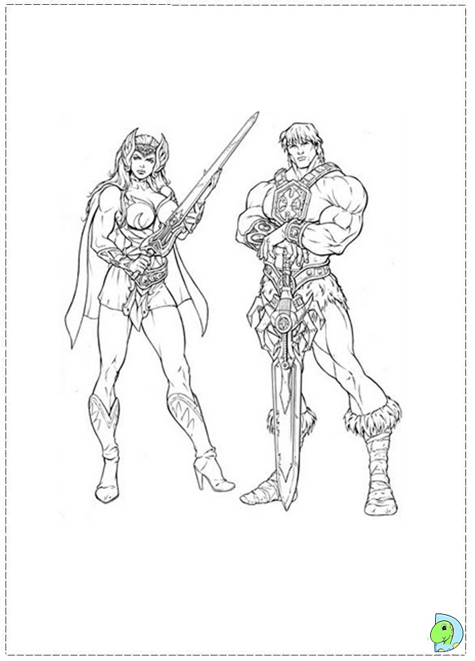She Ra Mermista Coloring Pages Coloring Pages She Ra Coloring Pages