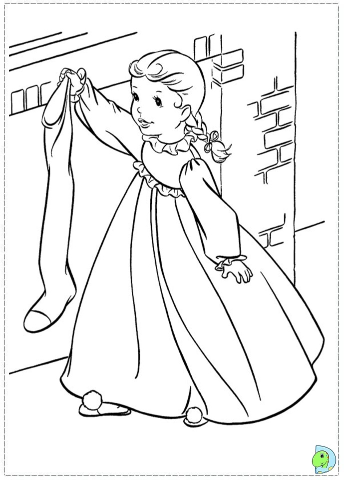 Christmas_stocking ColoringPage 28