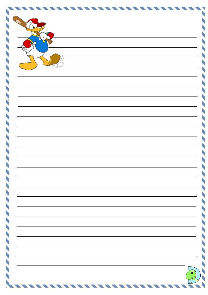 writing paper print Here's some printable lined writing paper for your student have fun and print as much as you like.