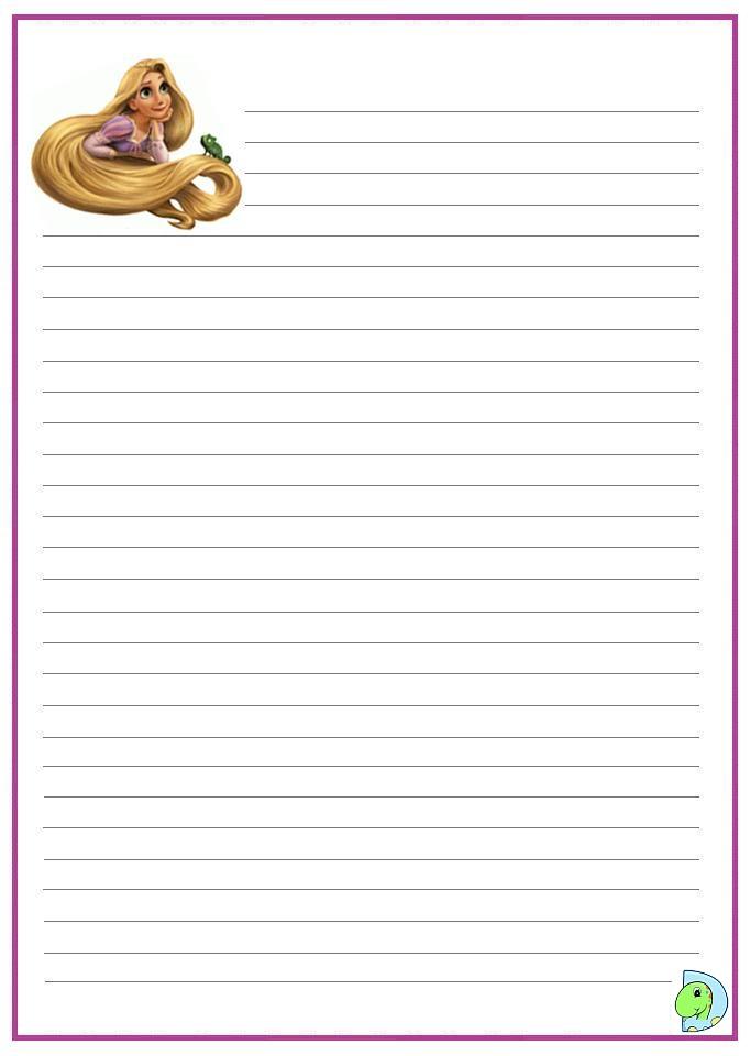 Rapunzel Coloring page- DinoKids.org