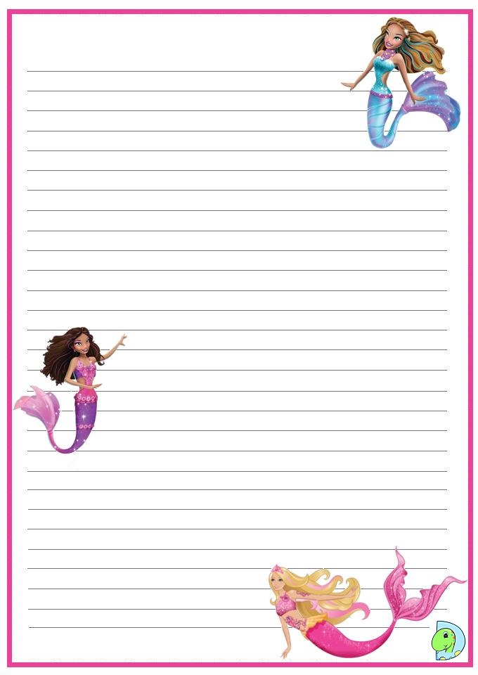 Lined Paper for Kids  Printable Writing Templates