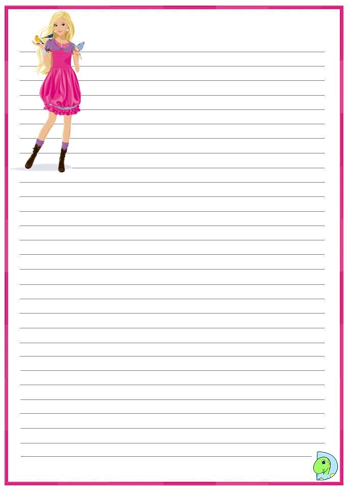 Barbie essay papers