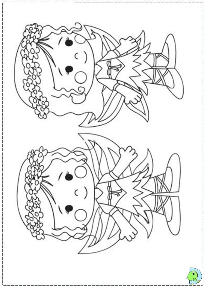 Chloe S Closet Coloring Page Dinokids Org