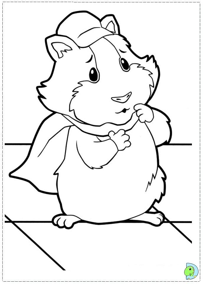 Wonder Pets coloring page- DinoKids.org