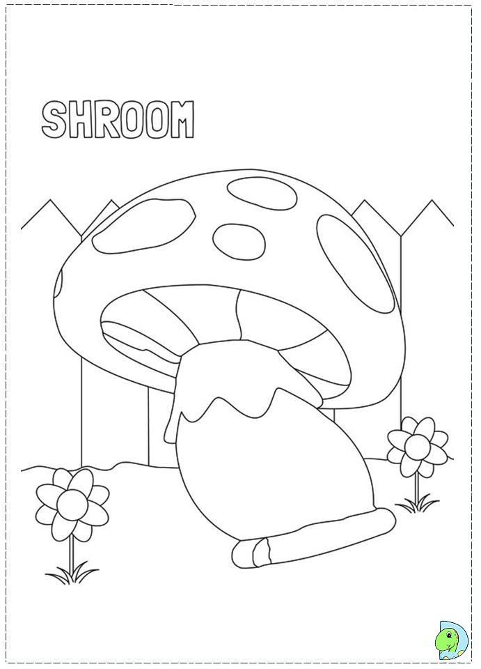 Gnomeo and Juliet Coloring page- DinoKids.org